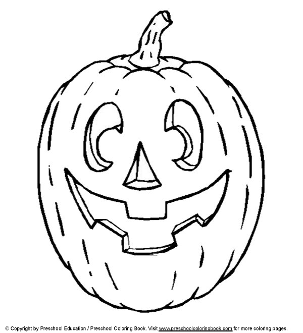 coloring pages fall halloween coloring - photo#19